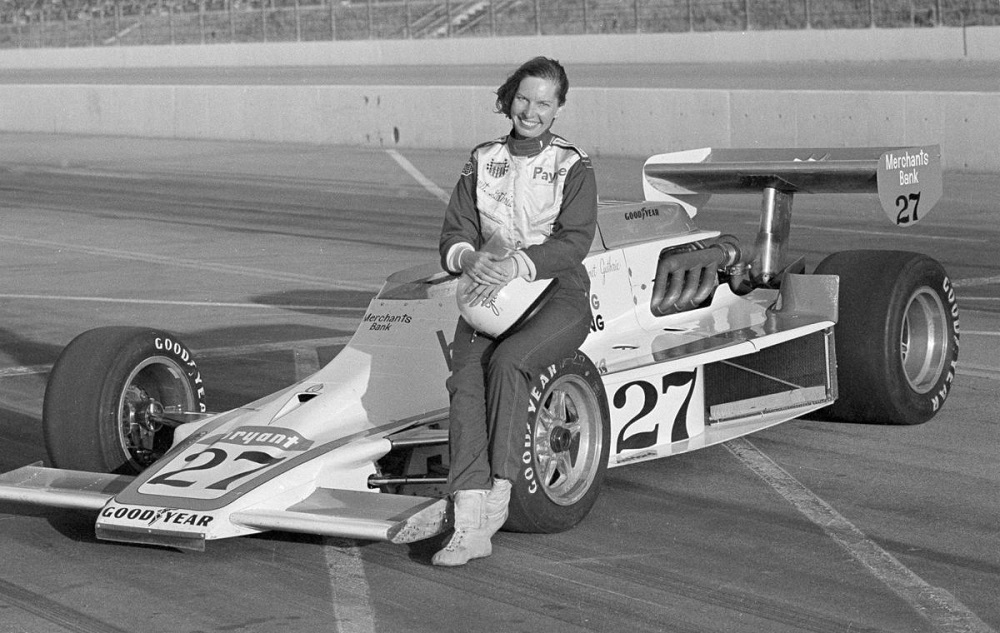 Janet Guthrie: Setting the pace for Women in Motorsport